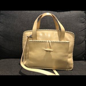 Cole Haan vintage leather purse